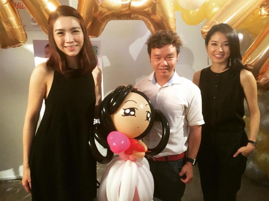 sora-ma-you-yi-balloon-decorations-singapore-mediacorp