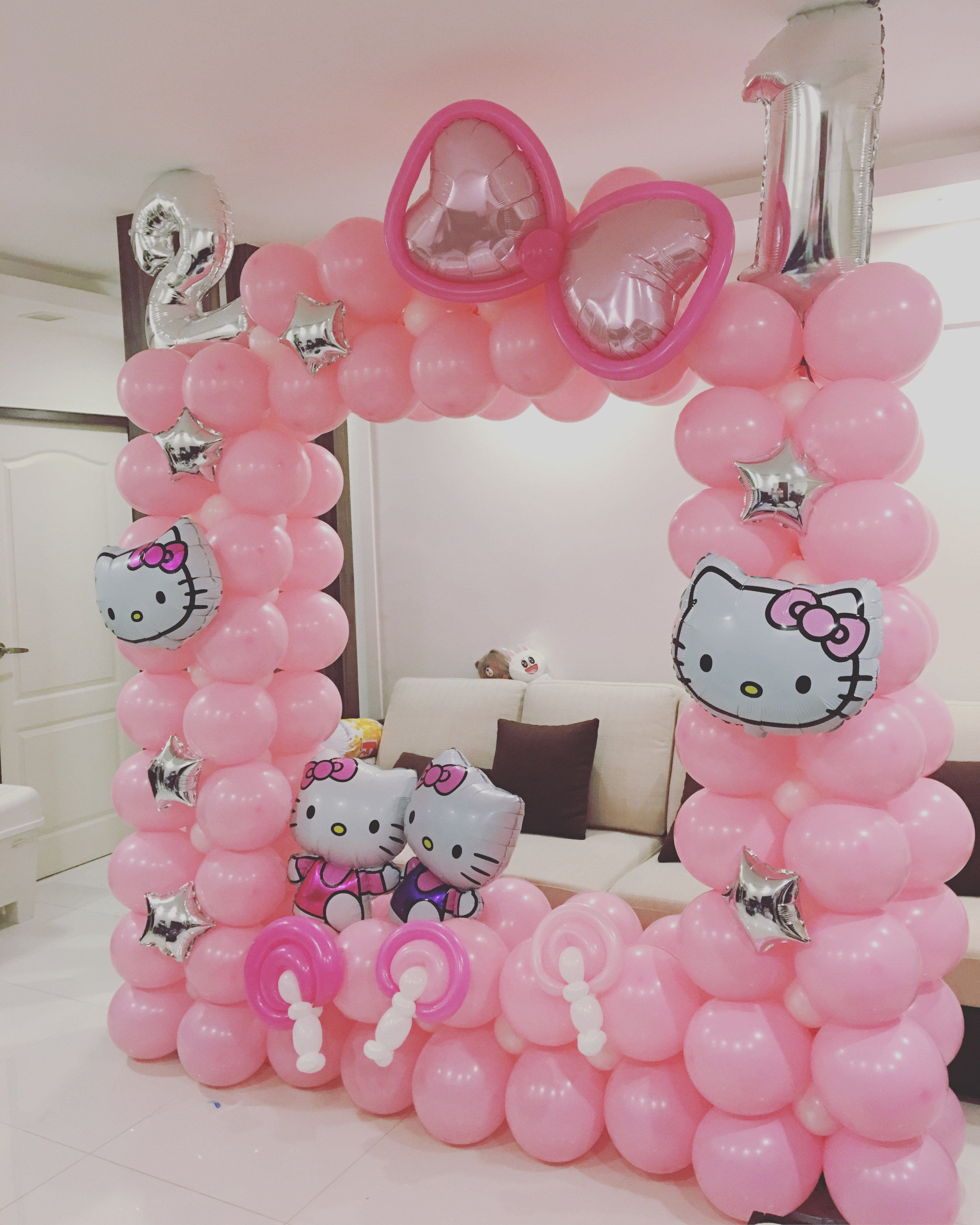 Balloon Decoration For Birthday Party In Singapore
