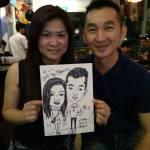 caricature singapore cheap6