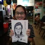 caricature singapore cheap8