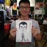 freelance caricature artist singapore2