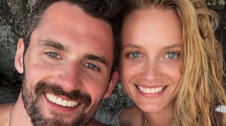 Kevin Love's GF Kate Bock Hospitalized After Couples ...