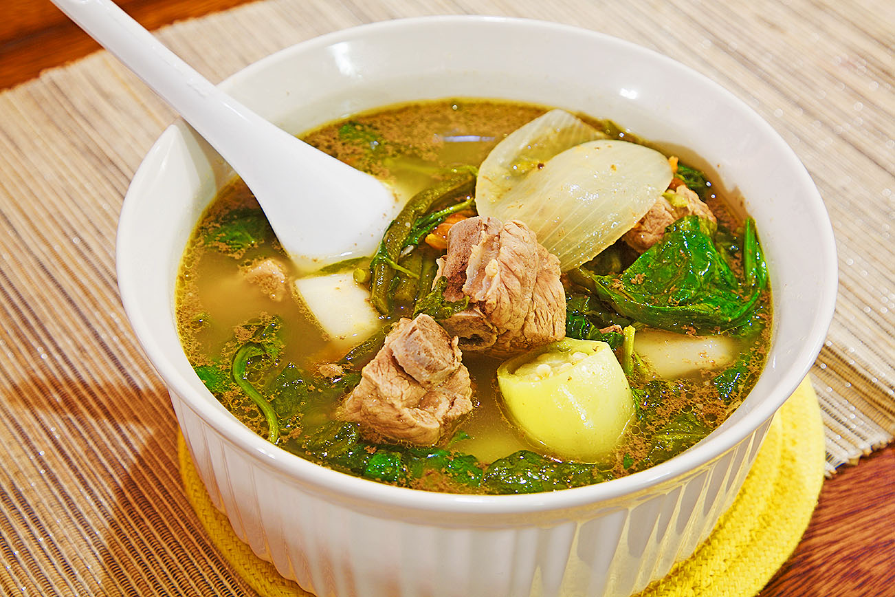 Easy Sinigang Recipe