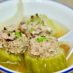Chinese Bitter Melon Soup