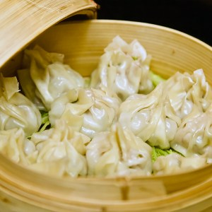 Easy Steamed Pork Dumplings