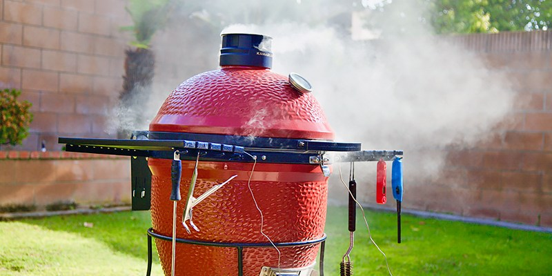 Acquired a Kamado Joe Classic II and What We've Been Doing!