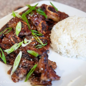 Easy Kalbi BBQ Beef Short Ribs