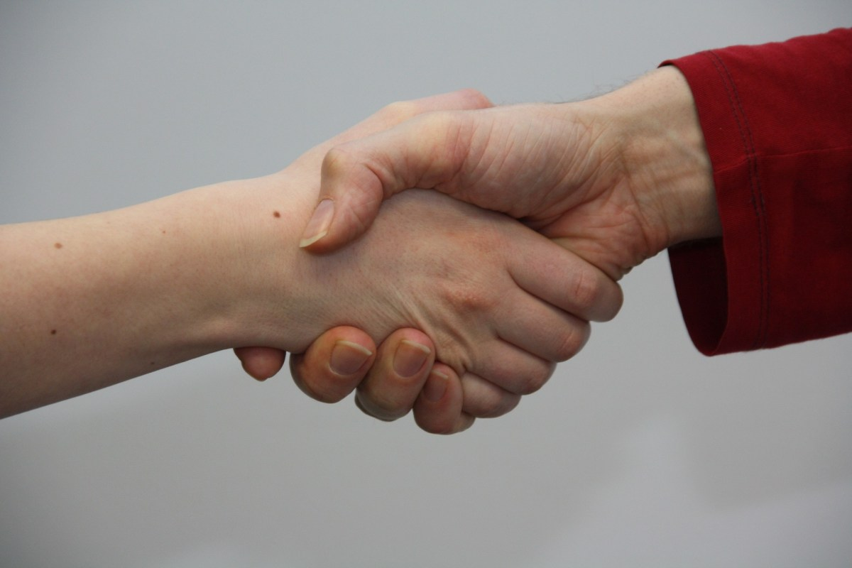 Shaking hands with Awkward (aka another post about making friends)