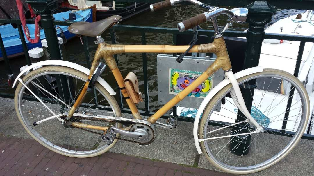 bamboo bicycle. The bambu shop online