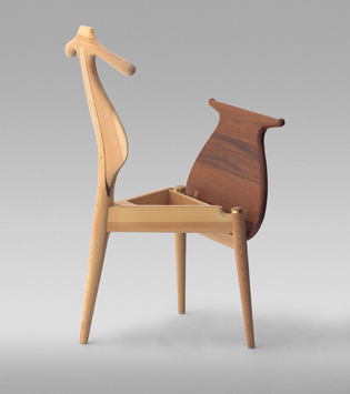 ikea folding chair wheeled beach lounger hans j. wegner – valet // the band from
