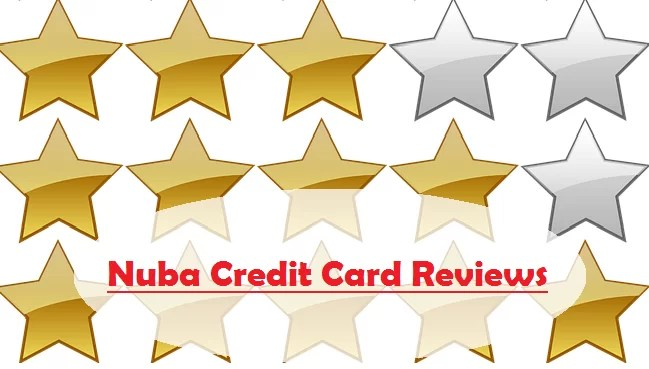 nuba credit card reviews