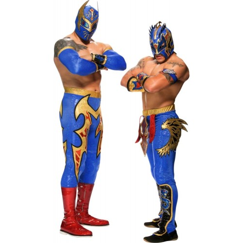 lucha dragons 2 wrestlers