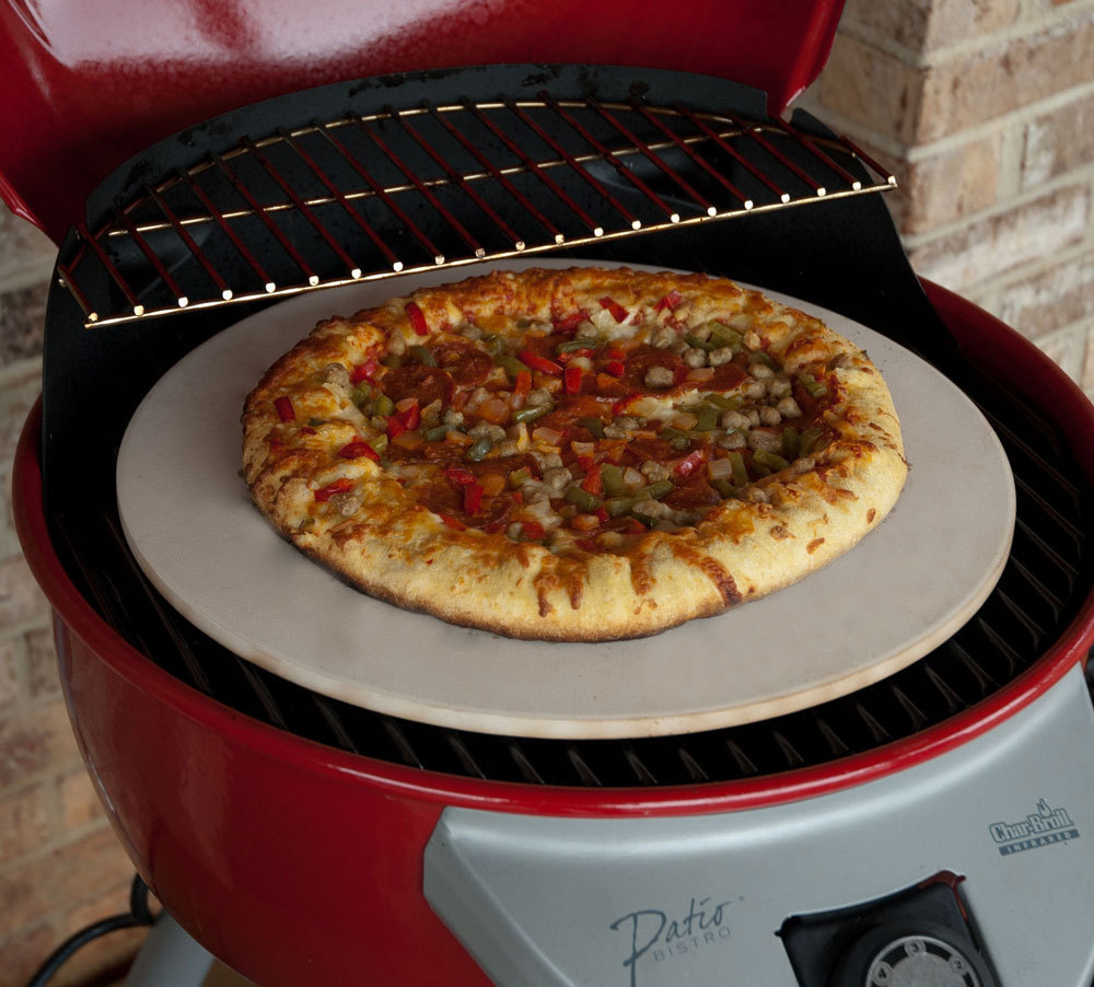 Pizza Stone for CharBroil BBQ  The Barbecue Store Spain