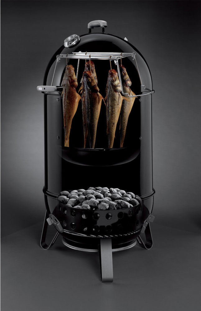 Expandable smoking rack Weber  The Barbecue Store Spain