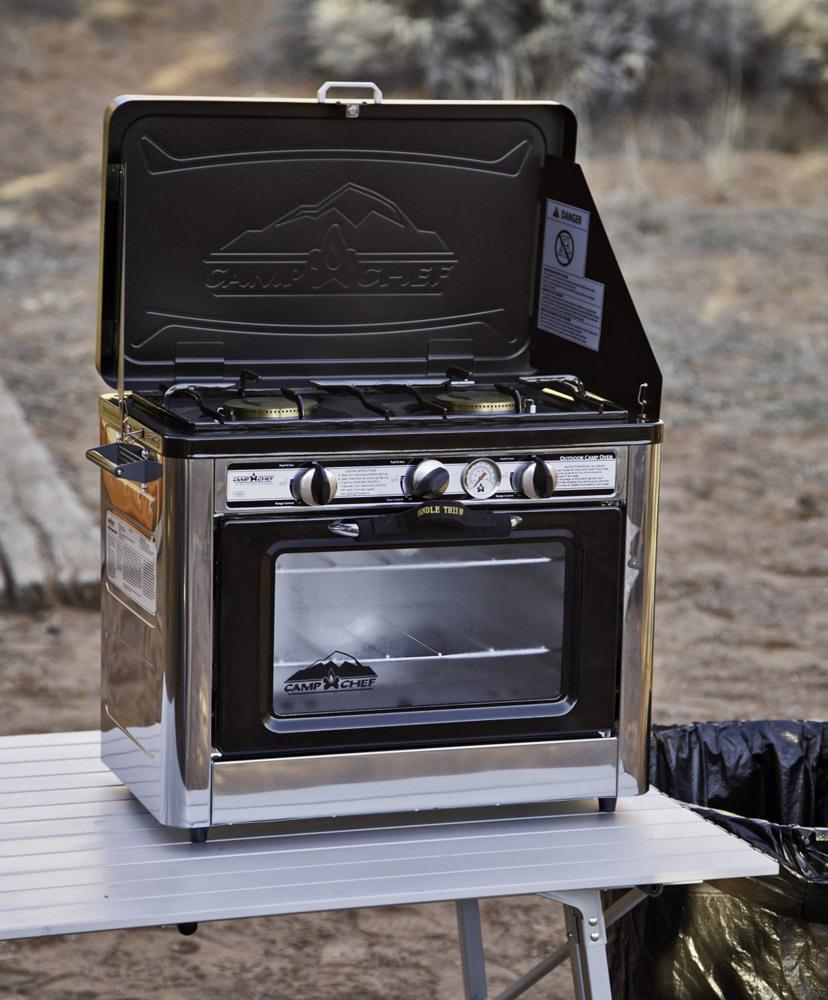 Horno y Cocina de gas para camping  La tienda ms grande