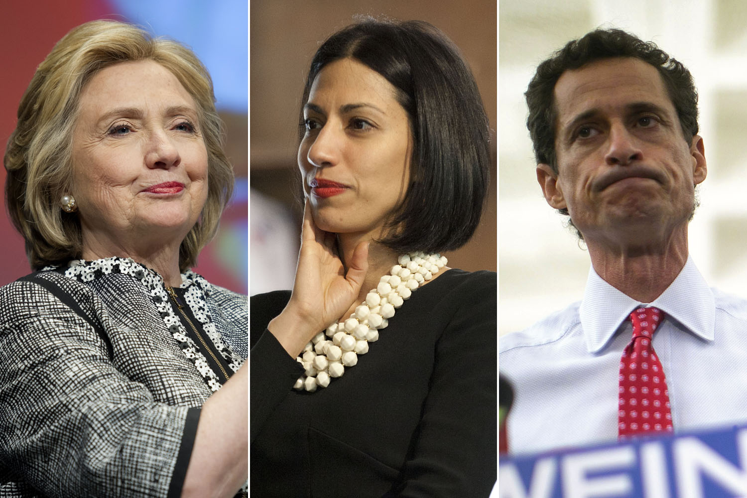 "Huma Abedin: ""No More Weiner, It's Easier Being Lesbian Like Hillary"""