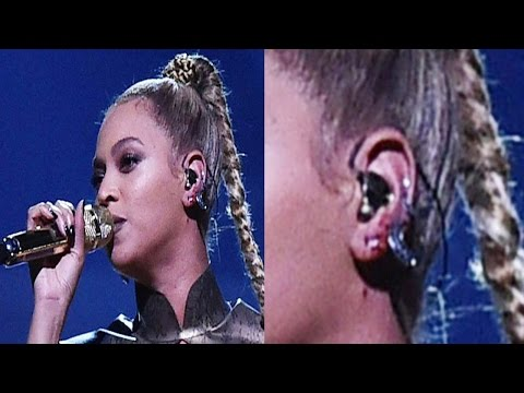Presidential Debate Postponed As Nation Mourns Beyoncé's Bloody Ear