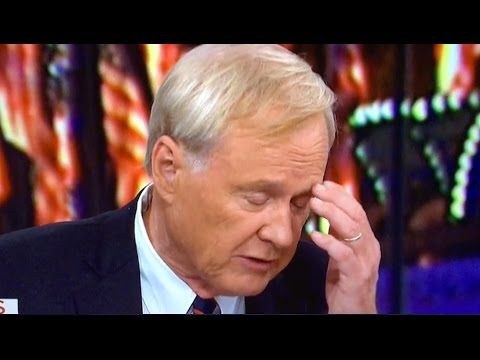 MSNBC's Chris Matthews Temporarily Paralyzed From Waist Down