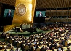 Dems Outraged Trump UN Speech Contained No Bowing, Apologies