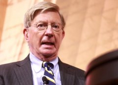 George Will Once Considered Writing An Article in Layman's Terms
