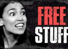 Socialist Ocasio-Cortez Demands Free Tuition To Electoral College