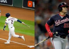 After World Series, MLB Adopts 'Open Carry' Bat Rule For Home Runs