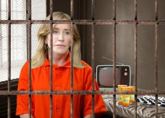 Felicity Huffman Begins Grueling Sentence At Federal Correctional Day Spa