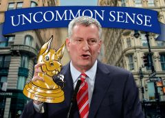 NYC Mayor Hints Giving Gift Cards To Rioters Would Stop Them From Looting