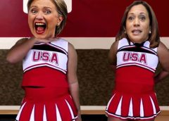 Hillary Clinton Lauds Kamala's Unlikeable Factor, Reminds Me Of Me