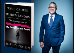 CNN Unsure About Jeffrey's Future, Toobin Says He'd Like To Stick It Out
