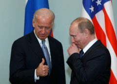 Biden Threatens He'll Send Obama To Tell Putin To 'Knock It Off' If He Misbehaves