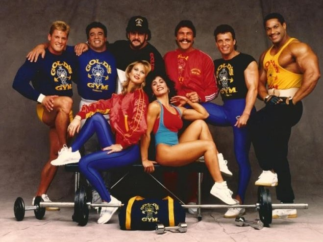 80s Golds ad