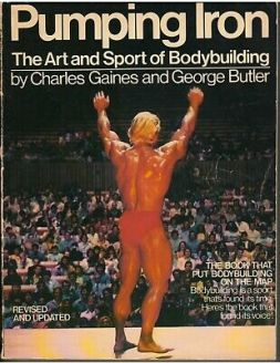 Pumping Iron 1981 cover