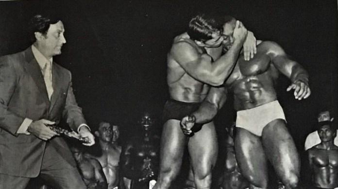 Weider, Arnold, Sergio