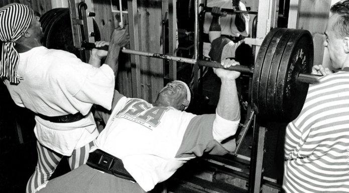 Dorian Yates training frequency