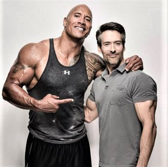 The Rock and Perine