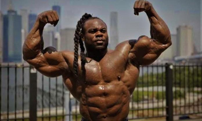 Kai double biceps