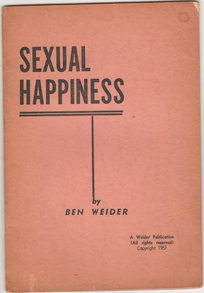 Sexual Happiness