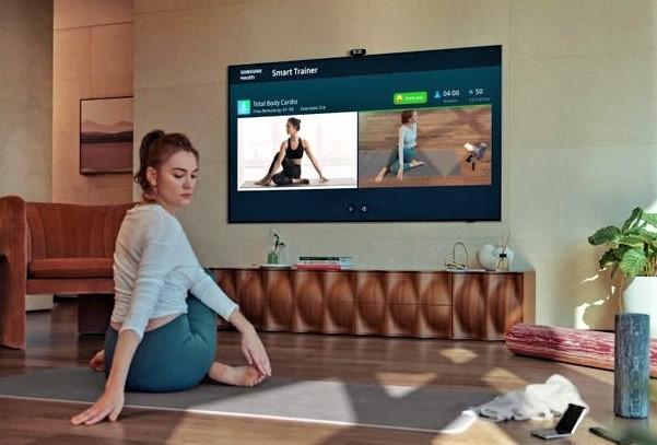 Samsung smart trainer