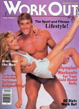 Mike Mentzer workout magazine
