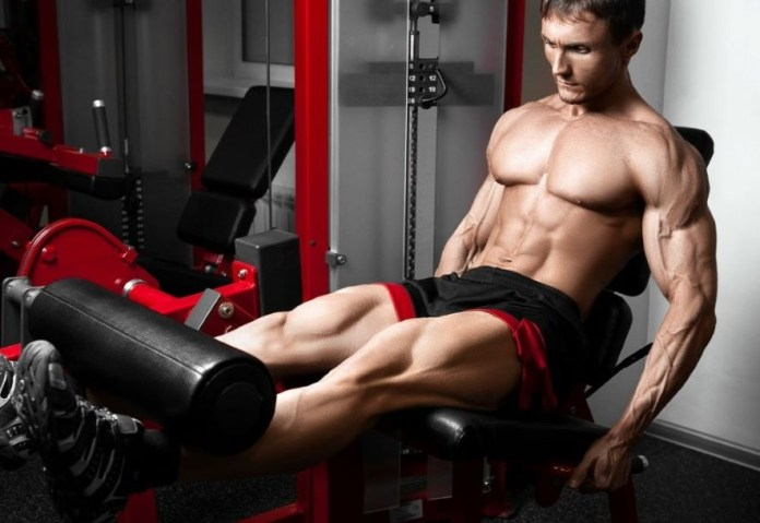 leg extensions 10 minute workouts