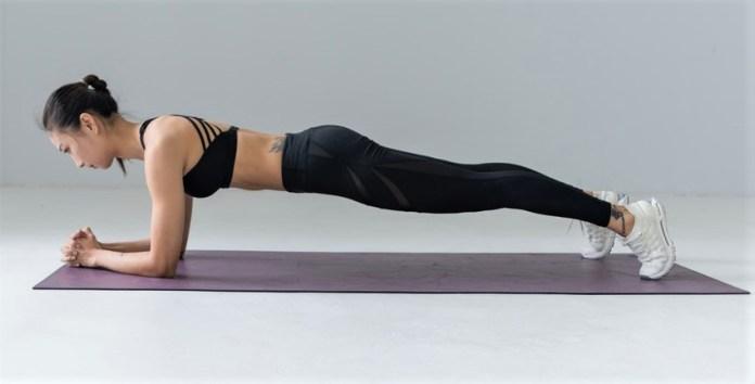 plank best ab exercises