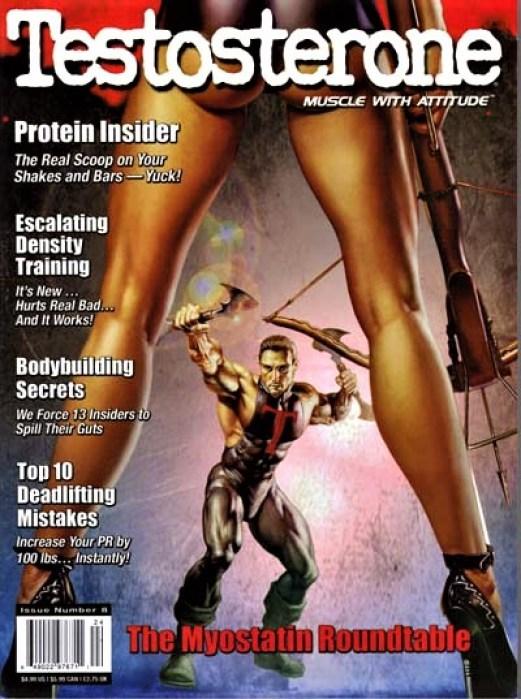 Testosterone magazine