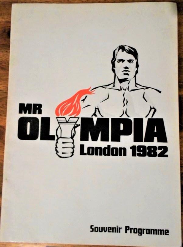 1982 Mr. Olympia