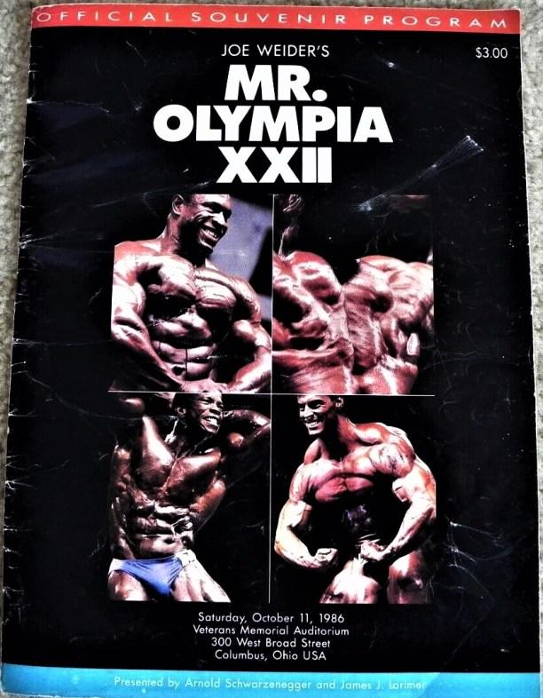 1986 Mr. Olympia