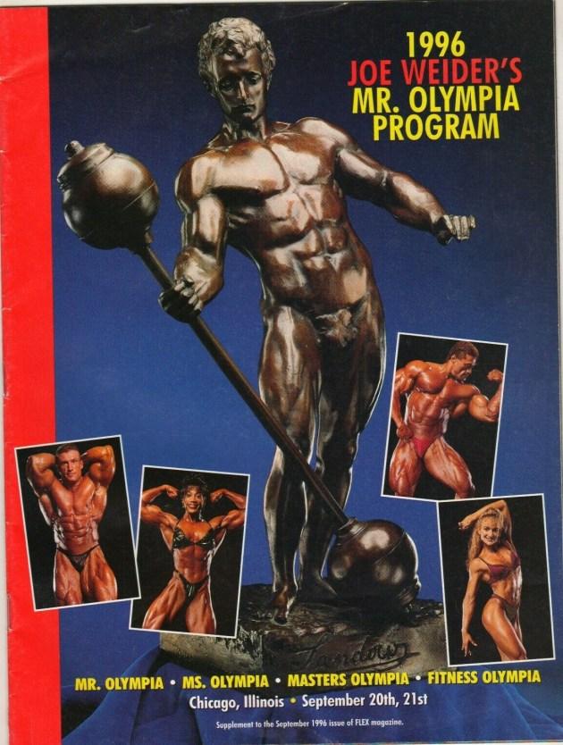 1996 Olympia