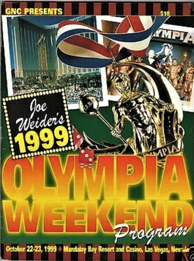 1999 Olympia