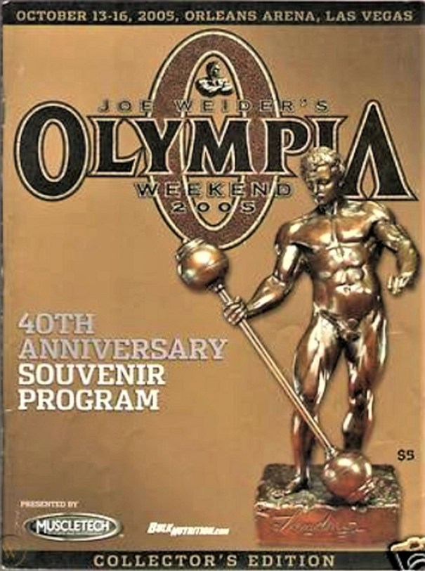 2005 Olympia