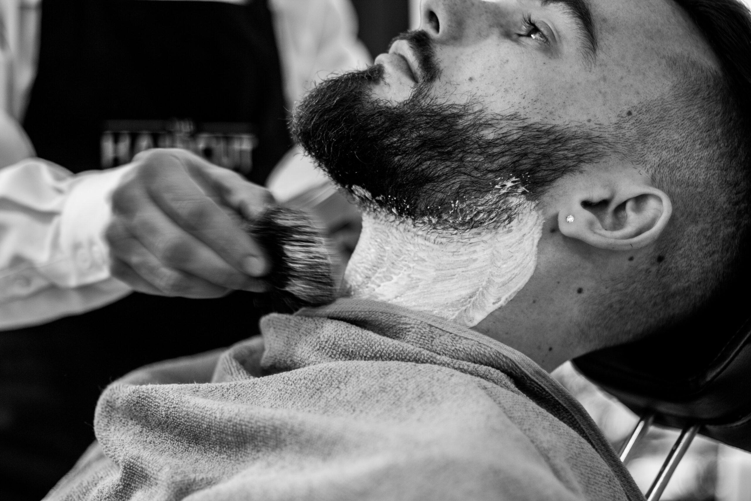 Beard Trim – Extra