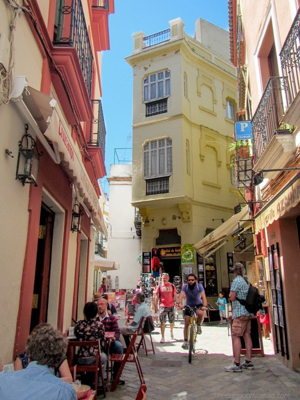 Why The Best of Seville Isnt in any Guidebook
